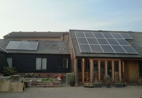 The Solar Shed - Commercial