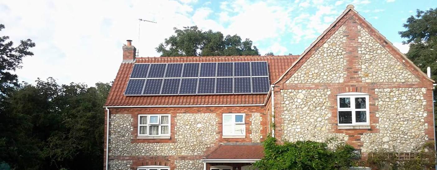 Solar PV – Banner 2
